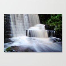 Top Waterfall Canvas Print