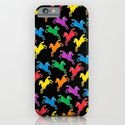 Prancing Pony Multi Mix iPhone & iPod Case