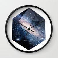Cosmic Chance Wall Clock