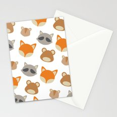 Woodlands Minimal Stationery Cards