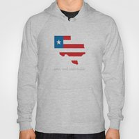 7th Flag of Texas Hoody