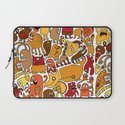 Creatures! Laptop Sleeve