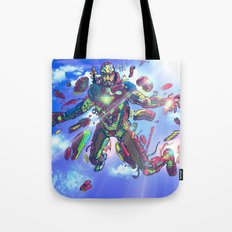 Iron Man Tote Bag
