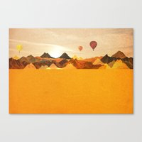 The Boonies Canvas Print