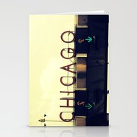 Chicago Skyway ~ Vintage… Stationery Cards