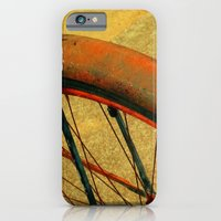 Vintage Bike Fall Home Decor Color iPhone 6 Slim Case