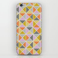 Hip Square iPhone & iPod Skin