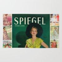 1951 Spring/Summer Catalog Cover Rug