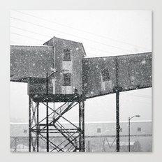 Stilted  Canvas Print