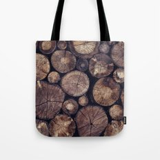The Wood Holds Many Spir… Tote Bag