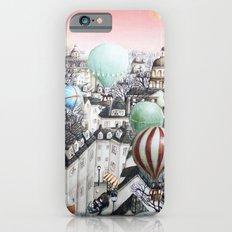 Balloon travel iPhone 6 Slim Case
