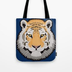 The Wild Ones: Siberian Tiger Tote Bag