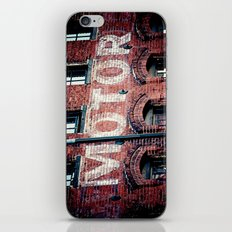 Rev up iPhone & iPod Skin