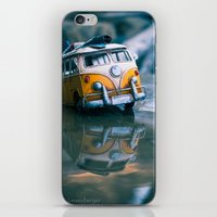 November's Beach iPhone & iPod Skin