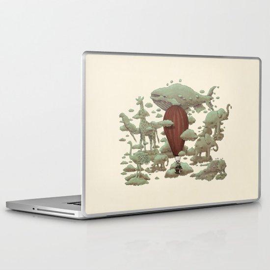 Cloud Watching  Laptop & iPad Skin