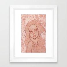 Pound Cake Framed Art Print