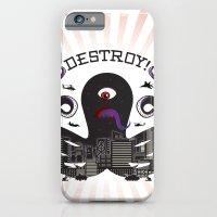 DESTROY! iPhone 6 Slim Case