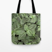 Just Green Tote Bag