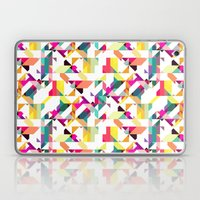 Aztec Geometric IV Laptop & iPad Skin