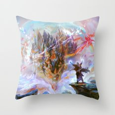 Demystify Throw Pillow