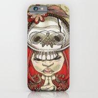 i wear my lucky skull  iPhone 6 Slim Case