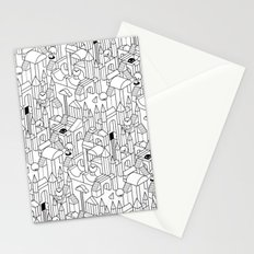 Little Escher's Building Blocks Stationery Cards