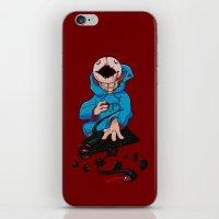 Mad!Cryaotic iPhone & iPod Skin