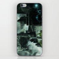 Amaranthine iPhone & iPod Skin