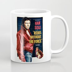 Rebel Without the Force Mug