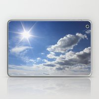 Let the sun shine Laptop & iPad Skin