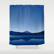 Eyes Are For the Stars Shower Curtain