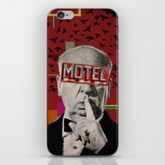Public Figures Collection -- Hitchcock iPhone & iPod Skin