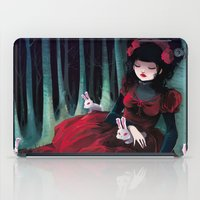 Asleep iPad Case