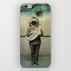 The Diving Bell Tuba Qui… iPhone & iPod Skin