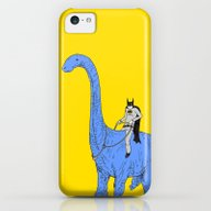 Dinosaur B iPhone 5c Slim Case