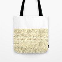 Riverside Gold Tote Bag