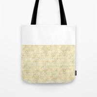 Riverside Gold Tote Bag