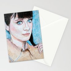 zooey Stationery Cards