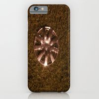 iPhone & iPod Case featuring Wheel Lay On The Lawn by Sir Harvey Fitz