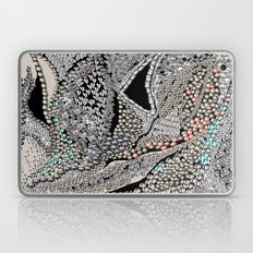Silver Jewel Laptop & iPad Skin