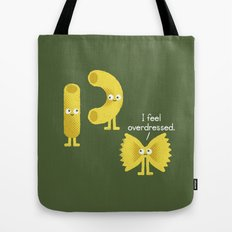 Pasta Party Tote Bag