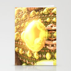 Swirling Fields / / #fractal #fractals #3d Stationery Cards