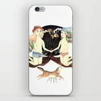 About This Time iPhone & iPod Skin
