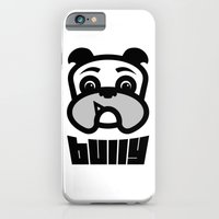 iPhone & iPod Case featuring love-a-bully by chris sheehan