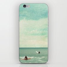 Only Chasing Safety iPhone & iPod Skin