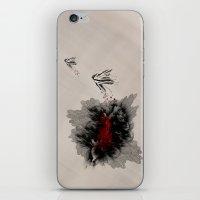 Notre petit trésor! iPhone & iPod Skin