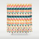 Pattern # 1 Shower Curtain