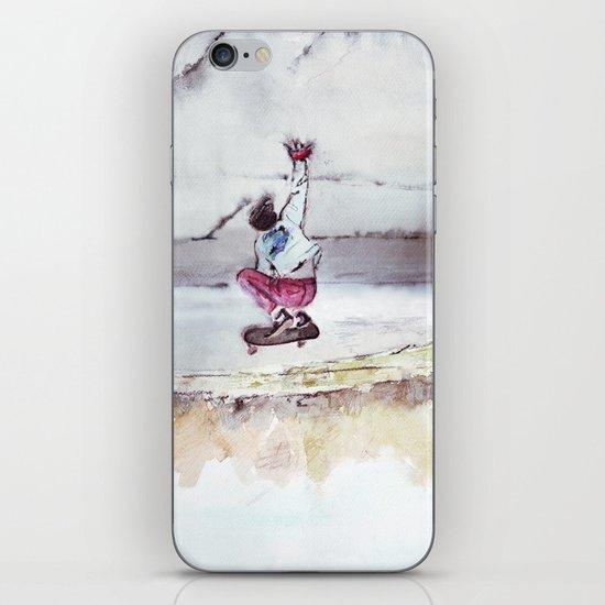 Skate iPhone & iPod Skin