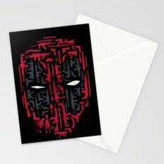 Merc Arsenal Stationery Cards