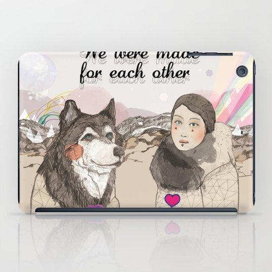 Exhibition Piece iPad Case